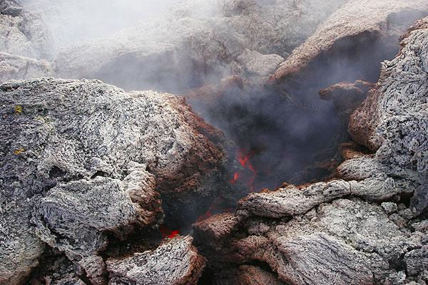 Etna Volcano Photos November 2006 Part 2 Lava