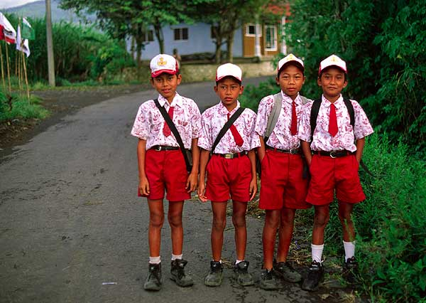 Photos Of Java Indonesia People